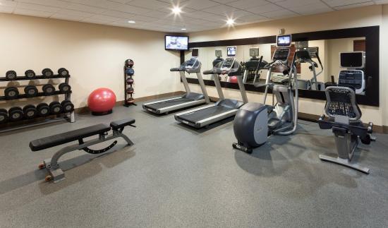 Agoura Hills, CA: Fitness Room
