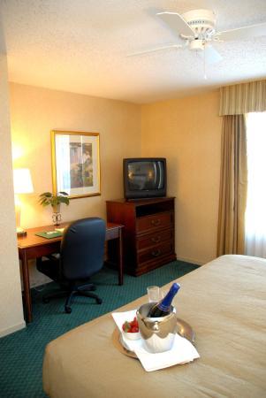 Homewood Suites by Hilton Columbus / Worthington: King Master Suite