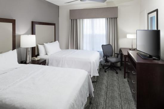 Homewood Suites by Hilton Mahwah: 2 Queen Beds
