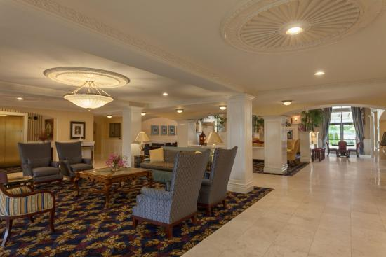 Homewood Suites Harrisburg East-Hershey Area: Lobby