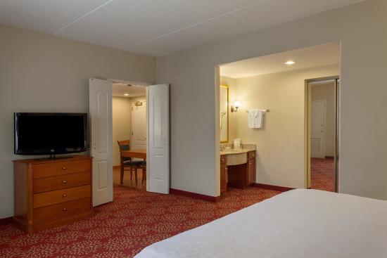 Homewood Suites Harrisburg East-Hershey Area: King Standard