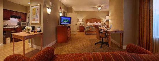 Homewood Suites by Hilton Palm Beach Gardens: ADA King Studio Suite