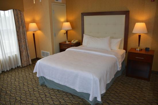 Homewood Suites Brighton: One Twin Bed Room
