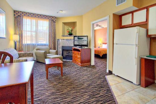 Longview, Teksas: 2 Bedroom King Suite