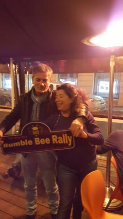 Le Beaulieu : Bumble Bee Rally