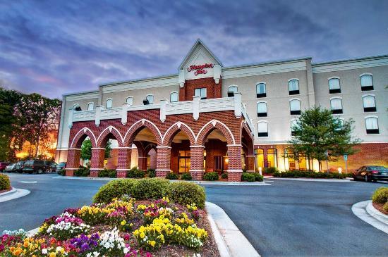 Μπέλμοντ, Βόρεια Καρολίνα: Hotel Exterior