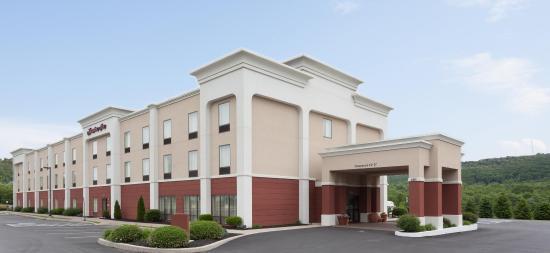 Pine Grove, PA: Hotel Exterior