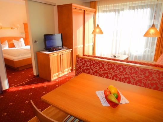 Aparthotel Dorfplatzl: Suite Kreuzjoch