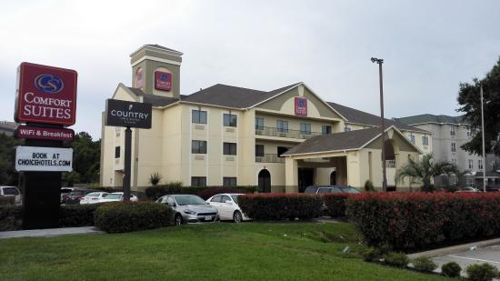 Comfort Suites Bush Intercontinental Airport: Comfort Suites IAH