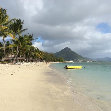 Beach - Picture of Sugar Beach Mauritius, Mauritius - Tripadvisor