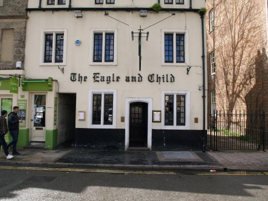 The Eagle and Child (aka the \