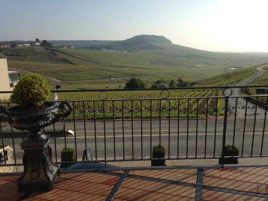 Cramant, Francia: Vue panoramique