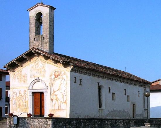 Chiesetta di Santa Maria dei Battuti