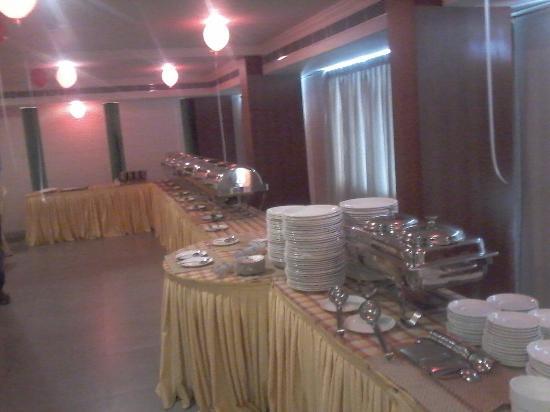 Cochin Palace: crb banquet hall. ...