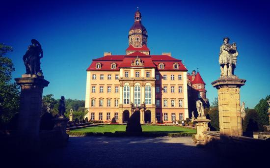 Ksiaz Castle: Welcome in Książ Castle in Wałbrzych