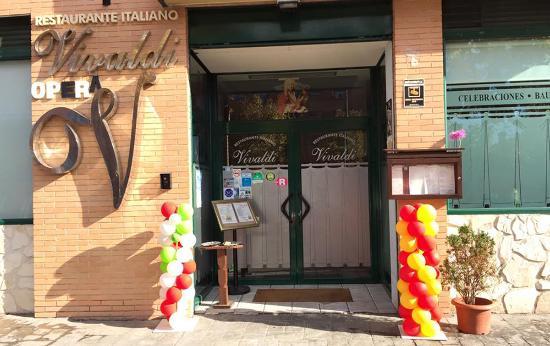 Opera Vivaldi Restaurant