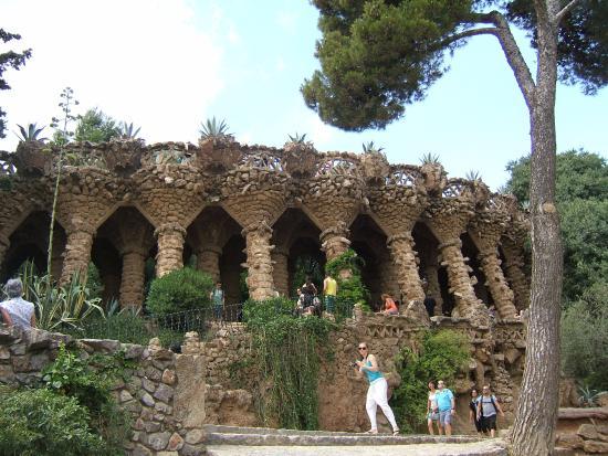 Parc Güell - Picture of Park Guell, Barcelona - TripAdvisor