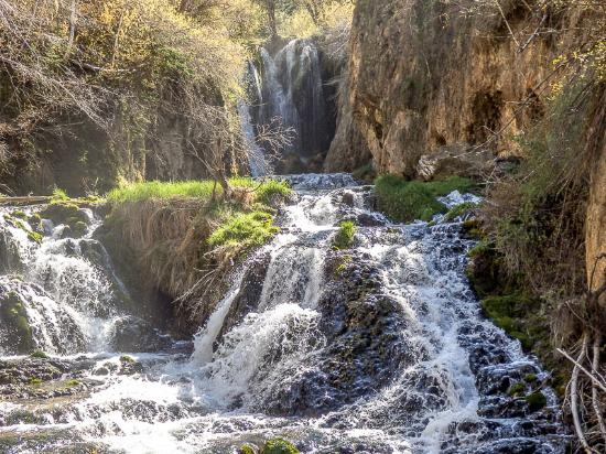 Spearfish Canyon Lodge: Rough Lock Falls