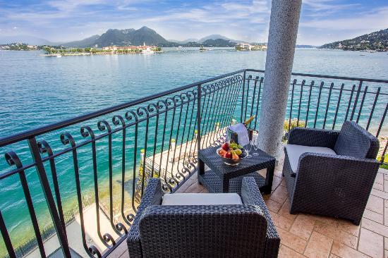 Hotel Romagna: Vista camere