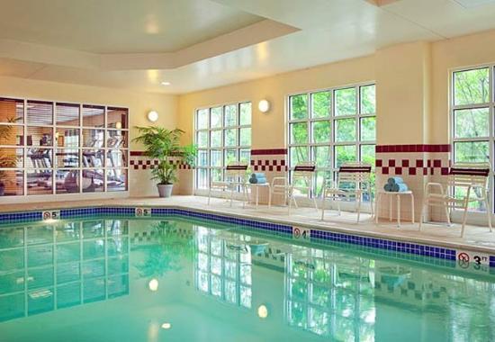 Woburn, MA: Indoor Pool