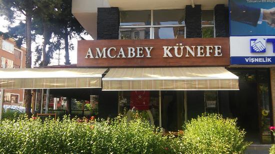 Amcabey Hatay Tatlilari