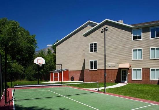 Provo, UT: Sport Court