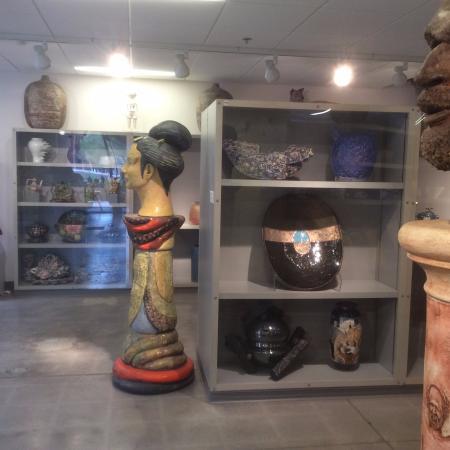 Arizona State University Art Museum: Interior