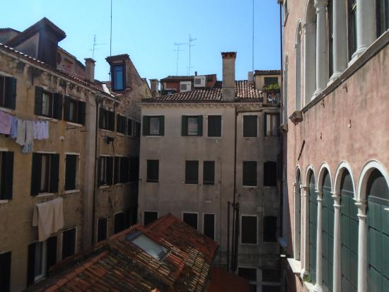 Hotel Castello: View from our room - 203