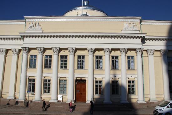 University of Finland, Helsinki - kuva: Helsingin yliopisto, Helsinki - TripAdvisor