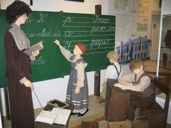 Slovenski šolski muzej