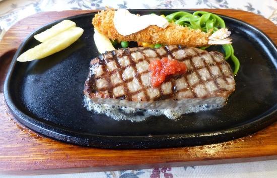 Yakiniku & Steak Shop North Building Barato Garden