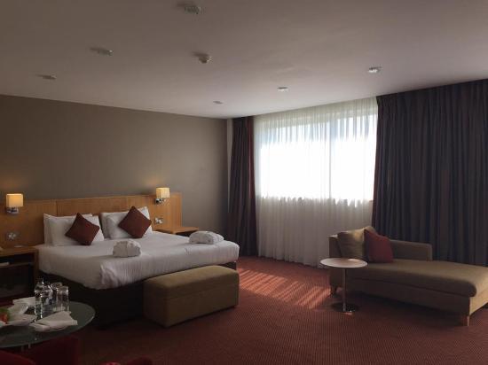 CityNorth Hotel: Room