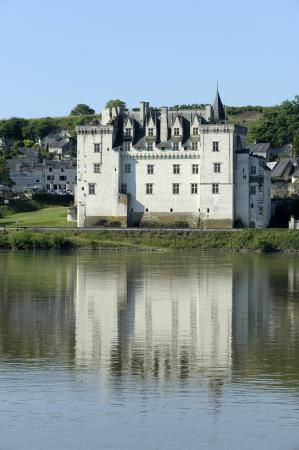Chateau de Montsoreau, Loire Valley