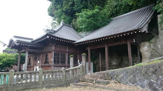 Oita Motomachi Stone Budda: 元町石仏