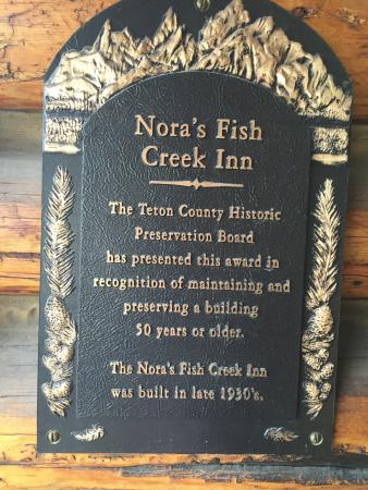 picture of nora 39 s fish creek inn wilson