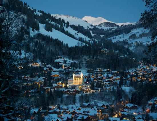 Gstaad Palace Hotel: Winter Palace
