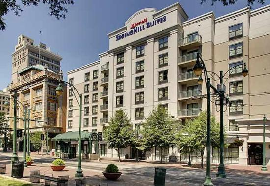 Springhill suites memphis downtown tn hotel reviews for Luxury hotels in memphis tn