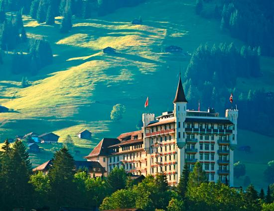 Palace Hotel Gstaad Preise