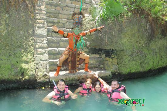Cenotes - Picture of Xcaret Eco Theme Park, Playa del