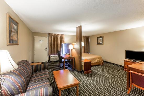 Perry, GA: Guest room