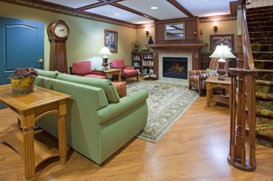 Country Inn & Suites By Carlson, Duluth North: CountryInn&Suites DuluthNorth Lobby