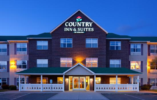 Cottage Grove, MN: CountryInn&Suites CottageGrove ExteriorNight