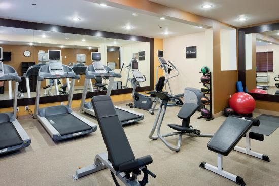Homewood Suites by Hilton Boston/Andover: Fitness Center