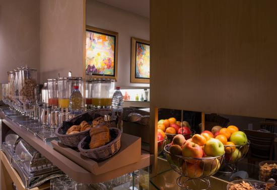 Hotel Cambon: Petit-Déjeuner