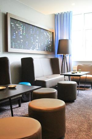 Seaside Residenz Hotel: Lounge
