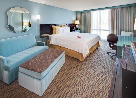เกลนอัลลีน, อิลลินอยส์: King Bed Guest Room