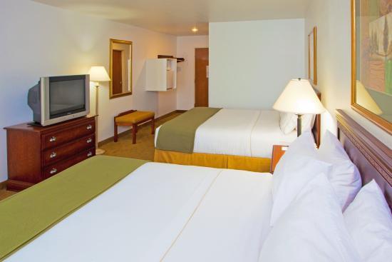 Elkins, Virginia Occidental: Double Bed Guest Room