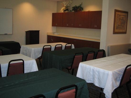 Garner, Carolina del Norte: Holiday Inn Express - Clayton Meeting Room