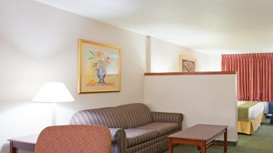 Holiday Inn Express Milwaukee N. Brown Deer/Mequon: Suite