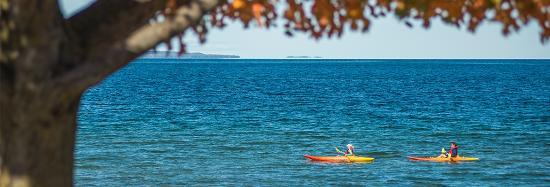 Traverse City, MI: Grand Traverse Bay